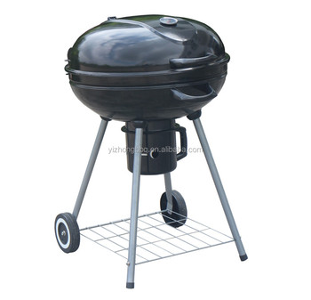 d5a19914e0b Apple Style Round Portable Charcoal Bbq Grills