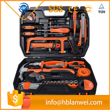 Alibaba Hot Sale Of Family Hand Tool Kit For Sale
