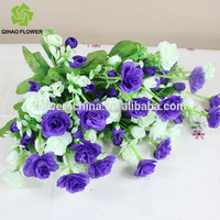For grave arrangement bouquet plastic artificial flower