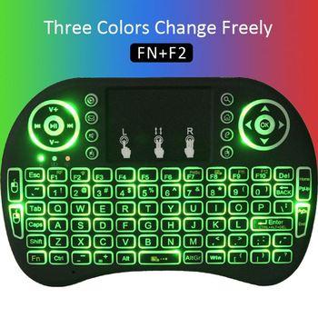 Backlight High Sensitive 92 Keys Rii Mini I8