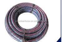 Wear resistant ceramic lined flexible suction hose