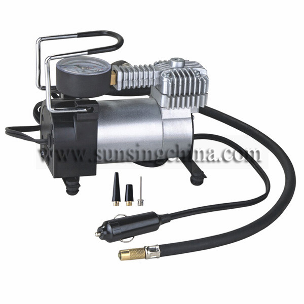 DC12V electric car tyre hailea air pump