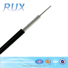 One Drum 2 Core Kfrp Strength Member Fiber Optic Cable Price