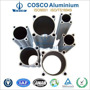Precision Aluminum mickey mouse tube