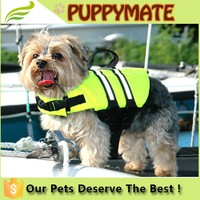 pet dog life jacket, dog neopren