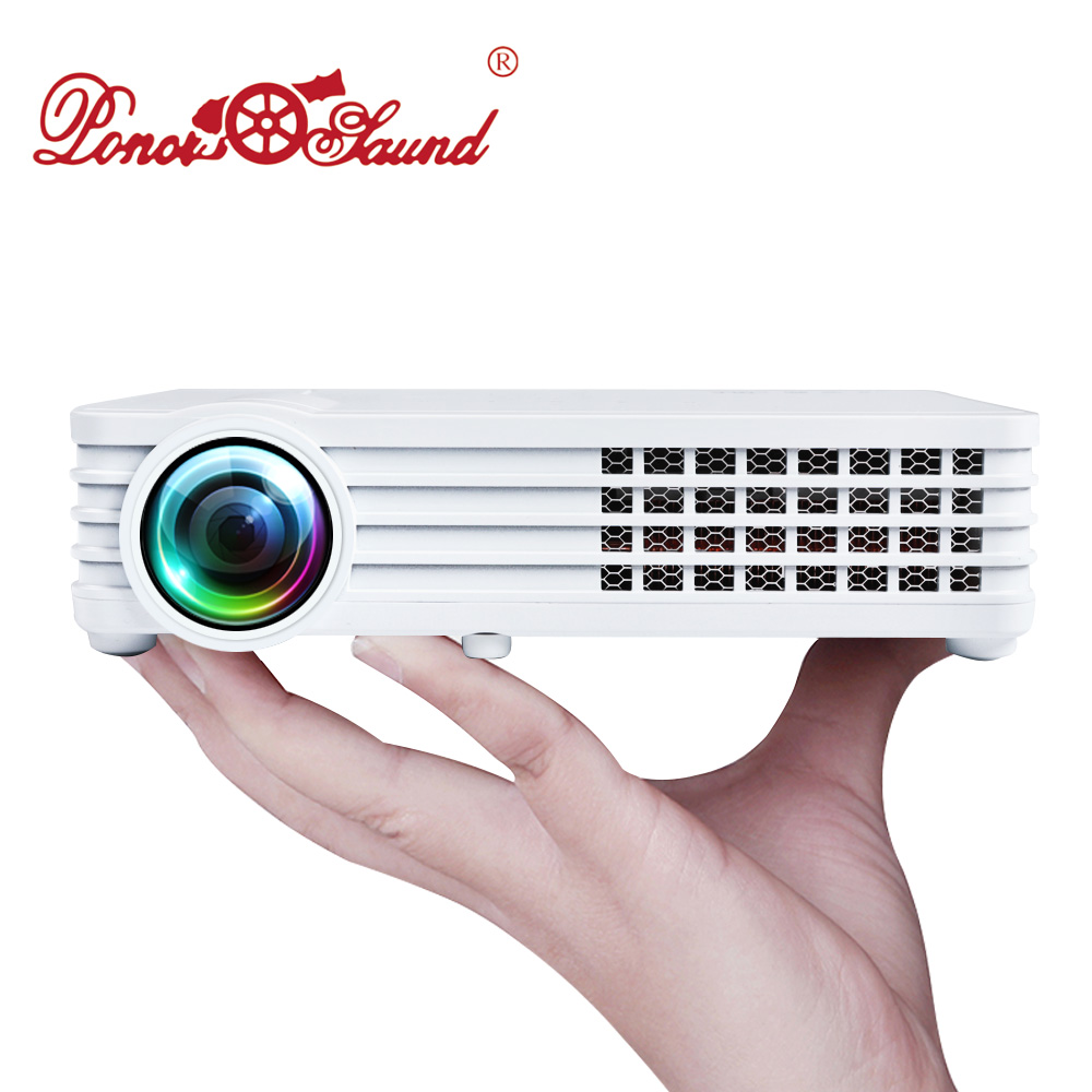 Poner Saund Shutter Active 3D DLP <strong>Projector</strong> DLP-900W DLP900W Android WiFi BT 450Ansi Lumens HD 3D Video Mini <strong>Projector</strong>