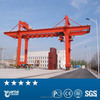 Offshore project RTG Rubber Tyre Gantry Crane lifting Container