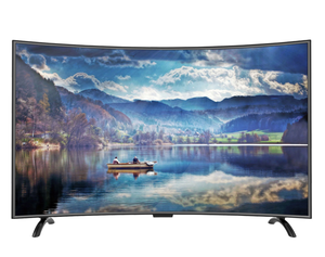 Latest curved TV 32/39/43/49/55/65 led hd Smart TV