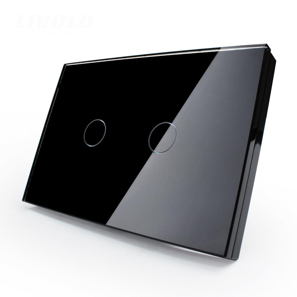 Compra livolo interruptor táctil online al por mayor de