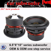 JLD new TOOLING speaker woofer with 210 Oz motor dual 2 ohm 1200w rms powered subwoofer 10inch
