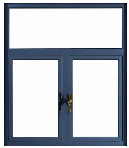 Free Grill Design Inward Opening French Casement Window