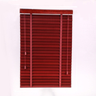 Guangzhou Home Decorating 50mm Basswood Wooden Venetian Window Blinds