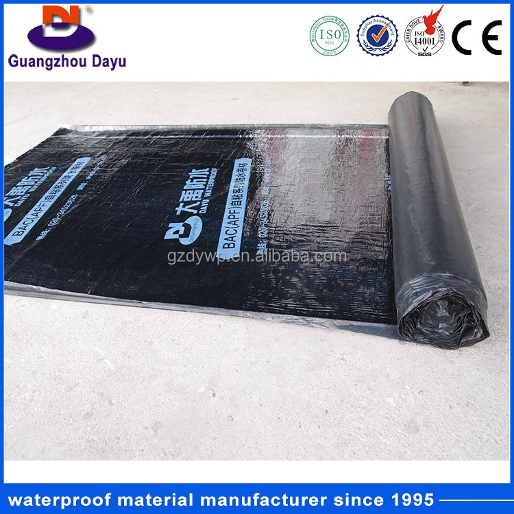 Suit All Kinds Of Underground Waterproof Projects 1.5Mm Hdpe Geomembrane Smooth&Textured