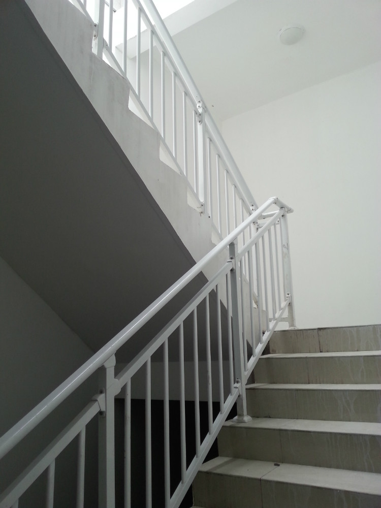 Outdoor Wrought Iron Stair Railing/interior Wrought Iron ...