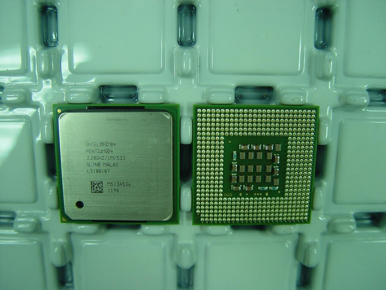 Intel Cpu Mobile Pentium 4 538 Buy P Sl7nb Processor Socket 478 Sl7nblaptop Sl7nbserver Product On