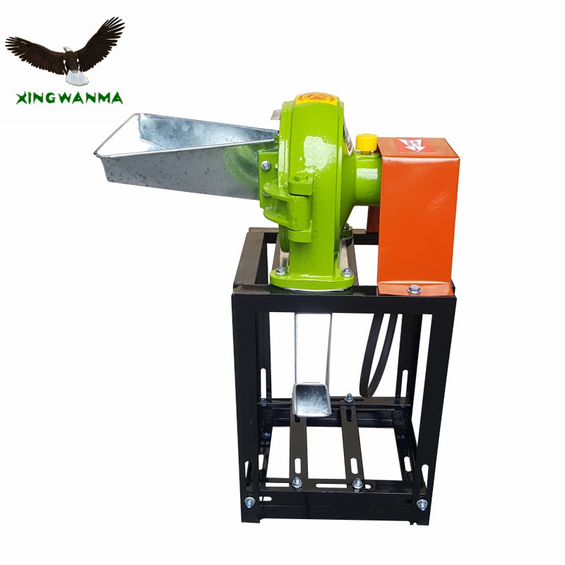 WANMA4027 Sesame Seeds Different Sieve Good Quality Screening For Grain Used Commercial Flour Mill Grinding Machine