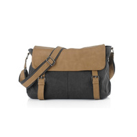 Fashionable Men shoulder bag Canvas Messenger bag sling bag