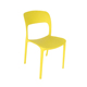 High Quality Durable Cheap White Dining Chairs Plastic