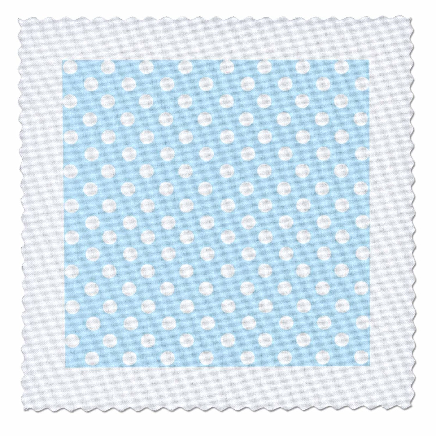 Buy Inspirationzstore Polka Dot Designs White Polka Dot Pattern On