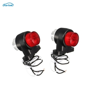 best selling 12-24V led truck side marker light