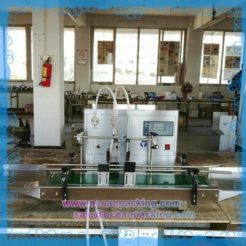 small size automatic essential oil filling machine with 2heads