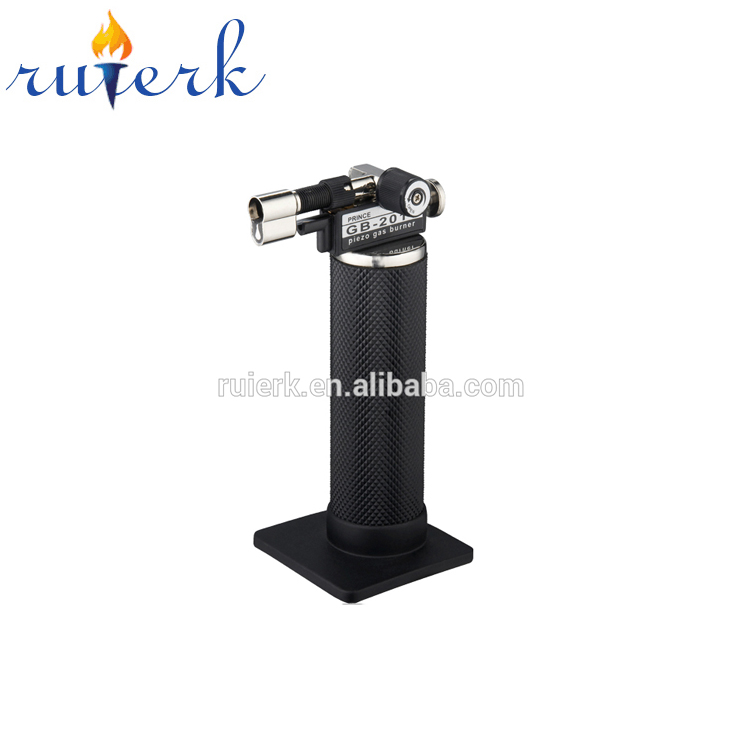 Butane Micro Gas Welding Torches Lightweight Refillable Craft Compact 1300 Celsius Soldering Burning EK-801