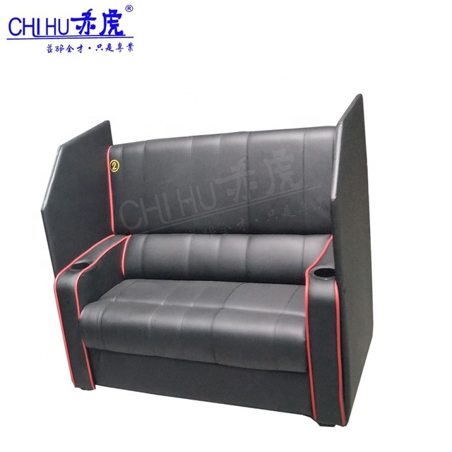 Seats Leather Sofas For Cinema