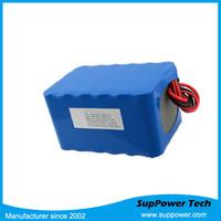 Factory supply 36V E-bike battery nine eagle solo pro battery 24AH lipo battery pack