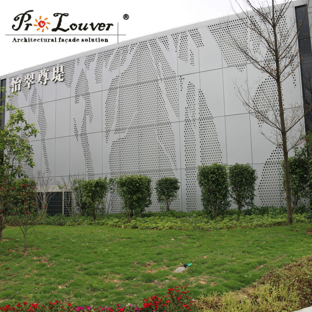 Architectural Screen Walls : Architectural metal panel for facade curtain wall buy