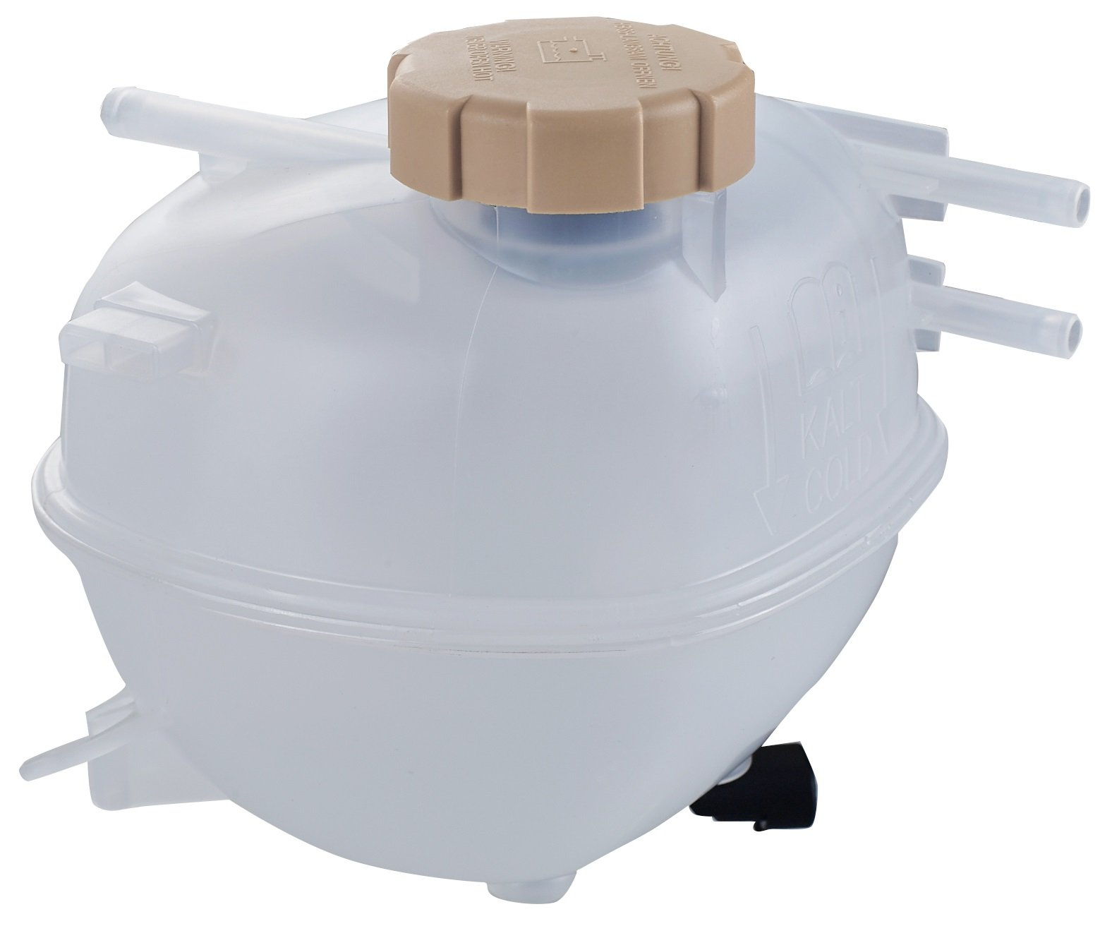 Engine Coolant Recovery Tank-SE OMIX 17103.04