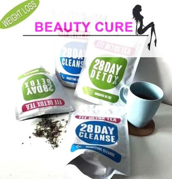 hot sell high quality skinny detox true beauty easy slim tea