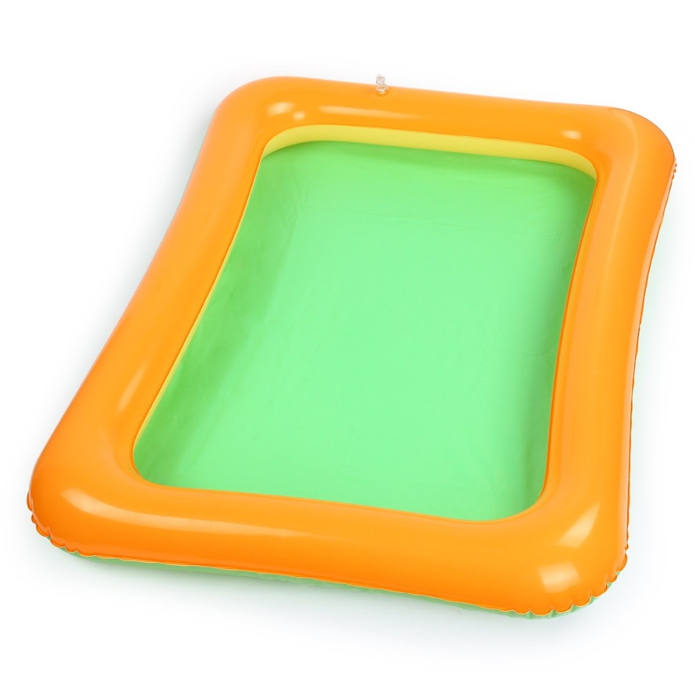 Best Selling Inflatable Pool Table Sand Water Table For Children