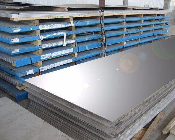 Stainless Steel Plate Cold Rolled 316l / 304