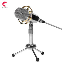Y10 Professional Condenser Sound Podcast Studio Microphone For PC Laptop Computer