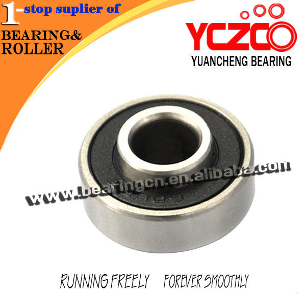 Smooth running quality ABEC 7 608 ball bearing