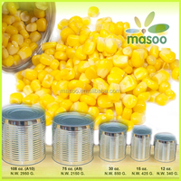 Provide canned corn/canned sweet corn kernel and so on canned food
