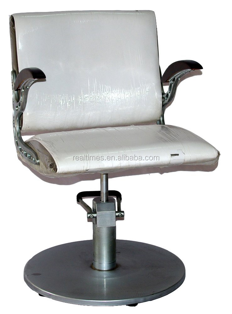 WT-6872 white styling chairs hairdresser chair barber accessories