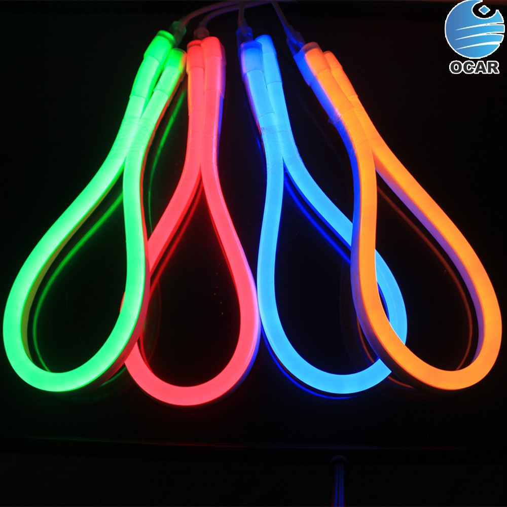 Alibaba Usa 360 Degree Slim Rgb Led Neon Flexible Rope Light