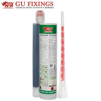Non Drip Formula 345ml Polyester Resin Chemical Anchor - Buy Rod Bond,345ml  Polyester Resin Chemical Anchor,Injection Adhesive Resin Glue Product on