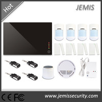 security camera smart home safe house burglar alarm system tcp/ip home alarm system battery operated security alarm system