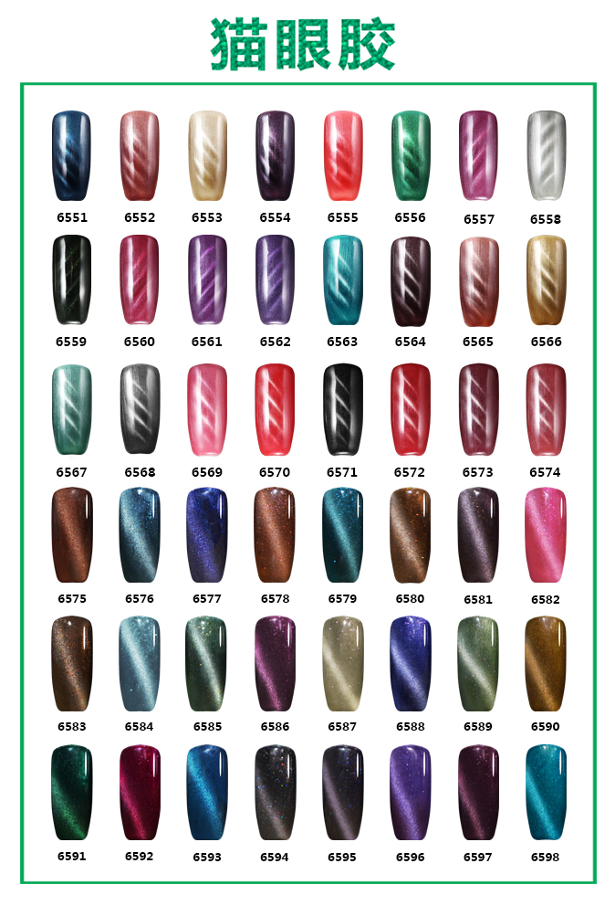 Japanese Standard Beauty Choices Colored 15 Ml Gel Nail Polish ...