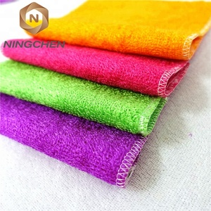 Wholesale bamboo dish towels Big Sales Korea Household Kitchen Cleaning Supplies Dish Cleaning Towels