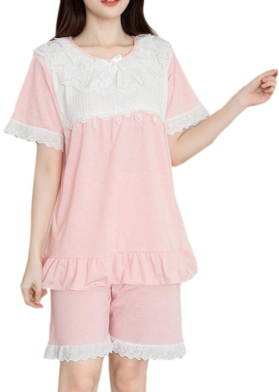 657c47e14f2 Get Quotations · ainr Women s Shorts PJ Set Bottom Pajama Sexy Nightwear  Shorts