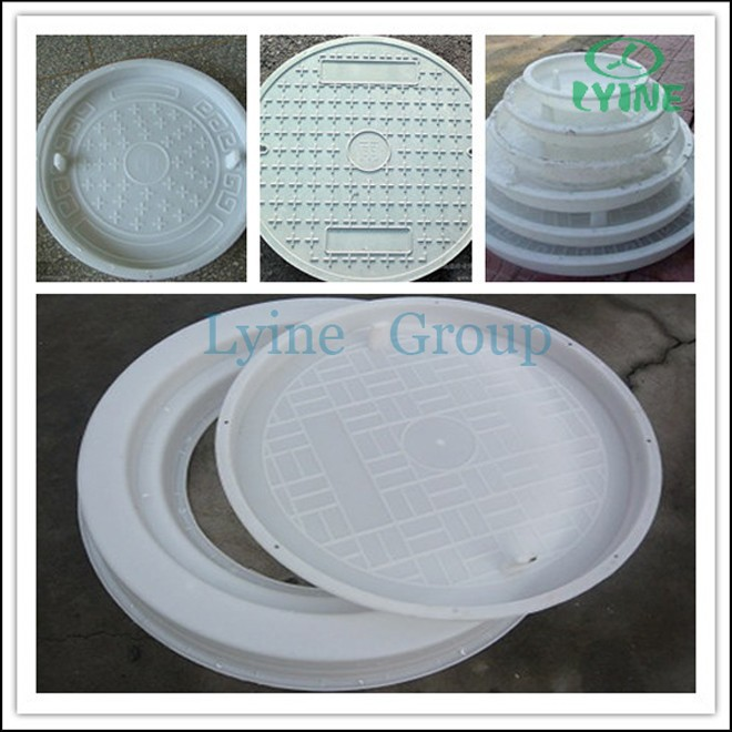 Concrete Manhole And Cover Plastic Mould,China Manufacturer