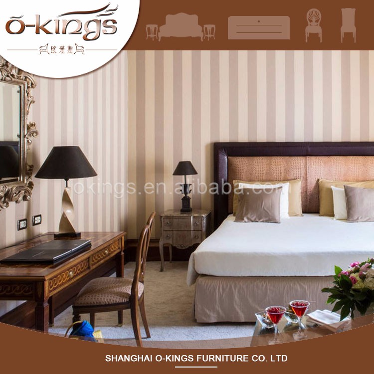 Professionl Factory Made Furniture For Hotel Room