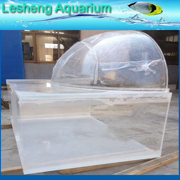 Custom Beautiful Acrylic Jellyfish Tanks