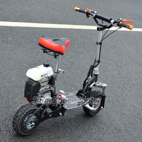 49cc 4 Stroke Gas Skateboard Scooter Buy Gas Scooter Gas