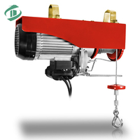 Manufacturing Lifting Machine Mini Electric Movable Hoist