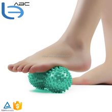 Peanut Shape Spiky Massage Balls Health Care Muscle Pain Stress Relief Products Roller Ball Trigger Point Massager