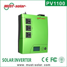 Modified Sine Wave Home Power Inverter 2400VA with 50A PWM Solar Charge Controller